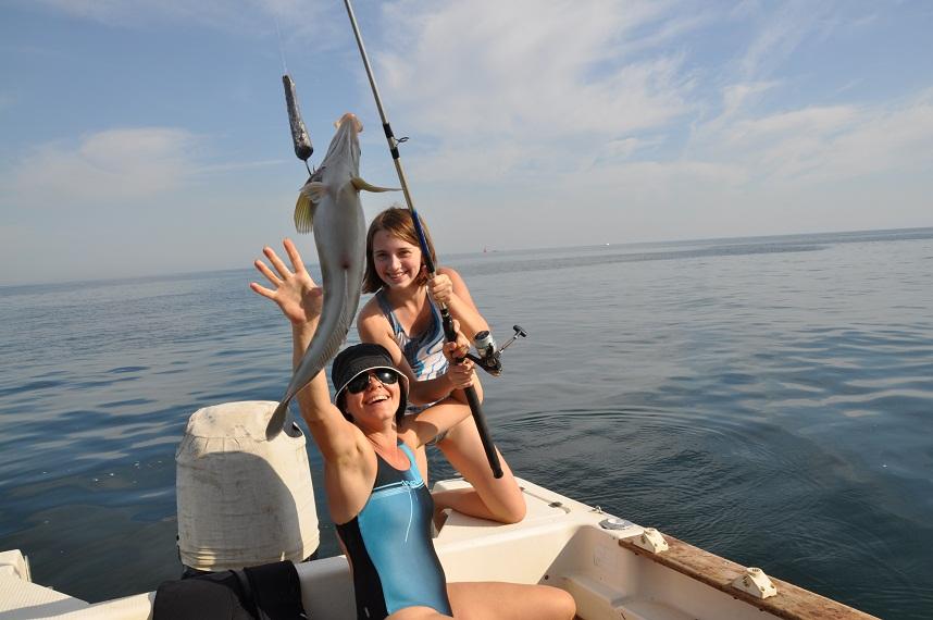 рыбалка с арендой лодок